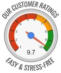 Our Customer Ratings