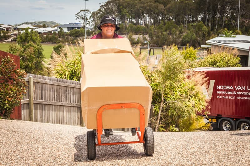 Noosa Backload Delivery
