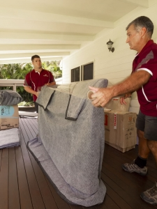 Our team are skilled and experienced, they will make sure your items are safely stacked and stored